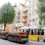Turist Tåg i Polen