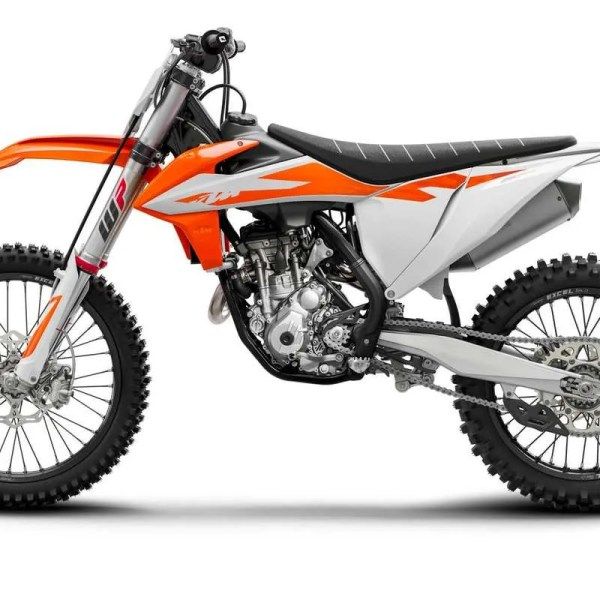 moto cross mx 4 temps 250 SX-F 2020