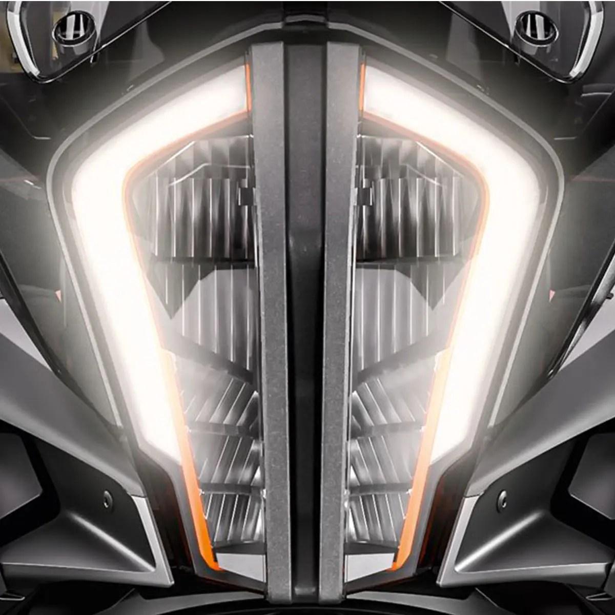 phare-a-led-KTM-1290-S