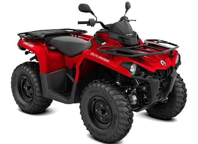 QUAD-CAN-AM-OUTLANDER-450---570-T