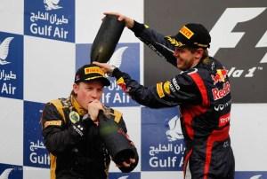 Kimi-Vettel