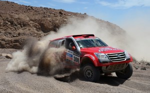 2013 Dakar Rally - Day Five