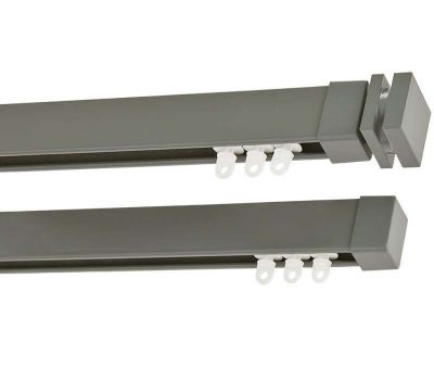 cameron fuller collar system 30 double curtain track ceiling fix