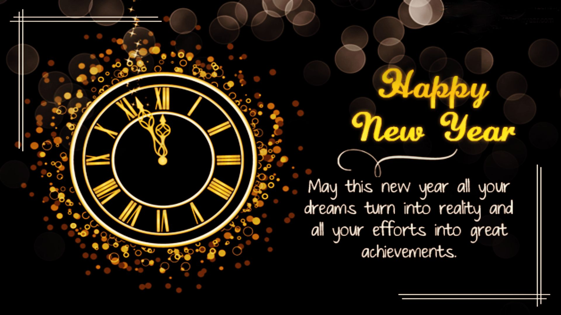Best Happy New Year Wishes Messages Quotes