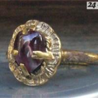 Откриха златен пръстен на болярка