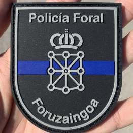 Parche POLICIA FORAL