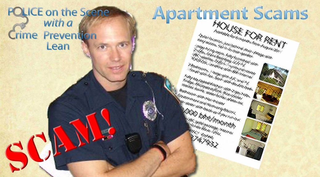 Apartment Scams
