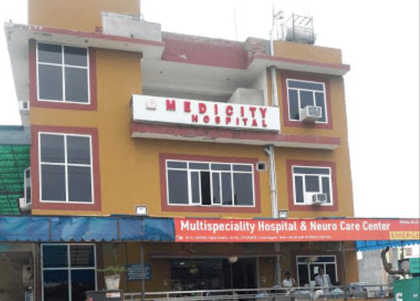 Medicity Hospital Hisar Appointment