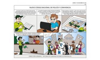 Nuevo Código Nacional de Policía y Convivencia