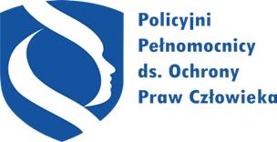 logo Policyjni Pełnomocnicy ds, Ochrony Praw Człowieka
