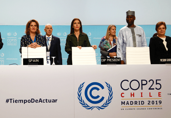 Polluting nations block stiff greenhouse emission targets at COP 25