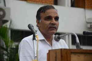 Sharad K Jain, Director of National Institute of Hydrology, Roorkee