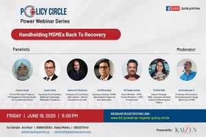 Policy Circle Power Webinar Series