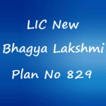 LIC Bhagya Lakshmi Plan | LIC New Term Plan 829 Features, Benefits
