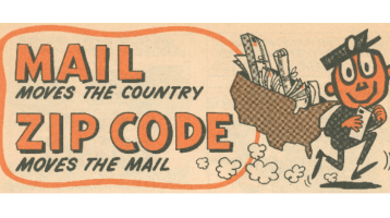 Tips on ZIPs – Part II: The History US Postal Codes