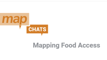Mapchats – Mapping Food Access