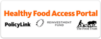 Healthy Food Access Portal Logo