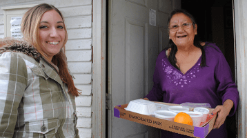 Mapping Meals on Wheels Eligible Populations