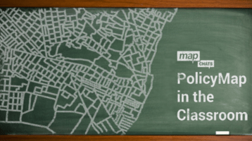 Mapchats Webinar: PolicyMap in the Classroom: A Tool for Public Health and Sociology Courses