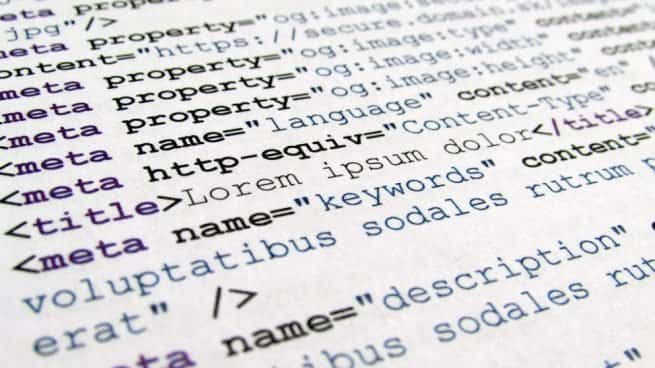 HTML y SEO, las etiquetas que tienes que usar