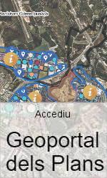 Accés al Geoportal dels polígons dels Plans