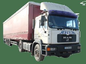 Транспорт строителни материали