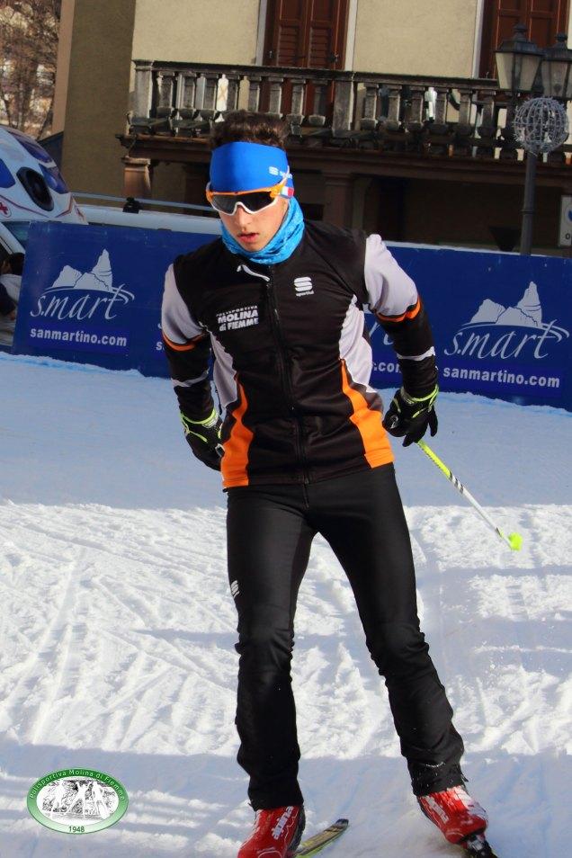 Ski Sprint Young Primiero 2017