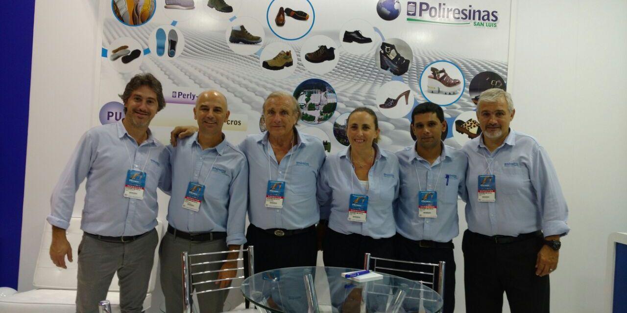 Poliresinas dijo «Presente» en la FIMEC 2017