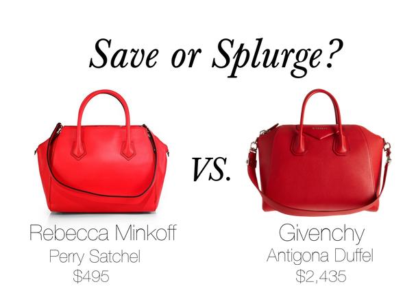 Save or Splurge? // The Duffel Bag