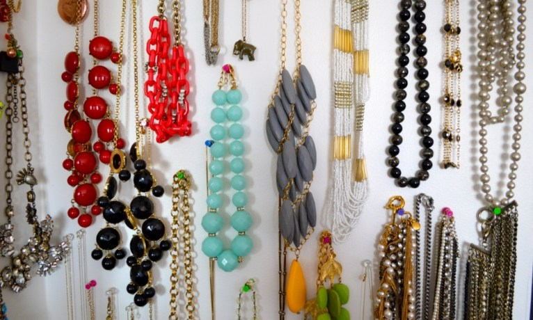 Organization Solutions // Jewelry Storage