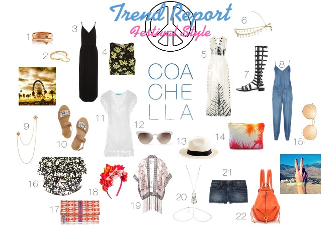 Trend Report // Festival Style