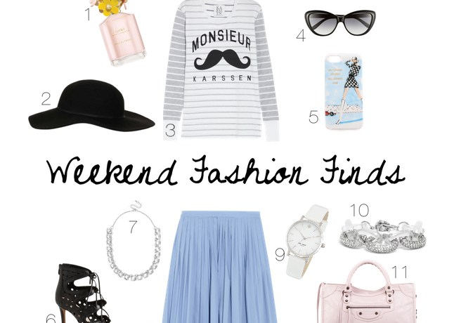 Weekend Fashion Finds