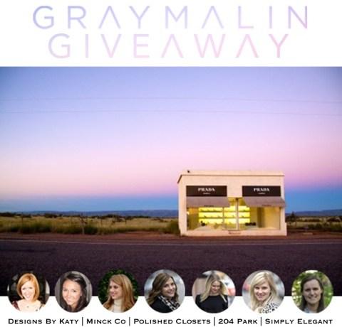 Gray Malin Giveaway Winner