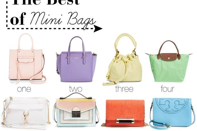 The Best of Mini Bags