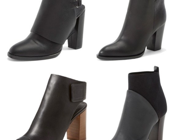 Investment Booties
