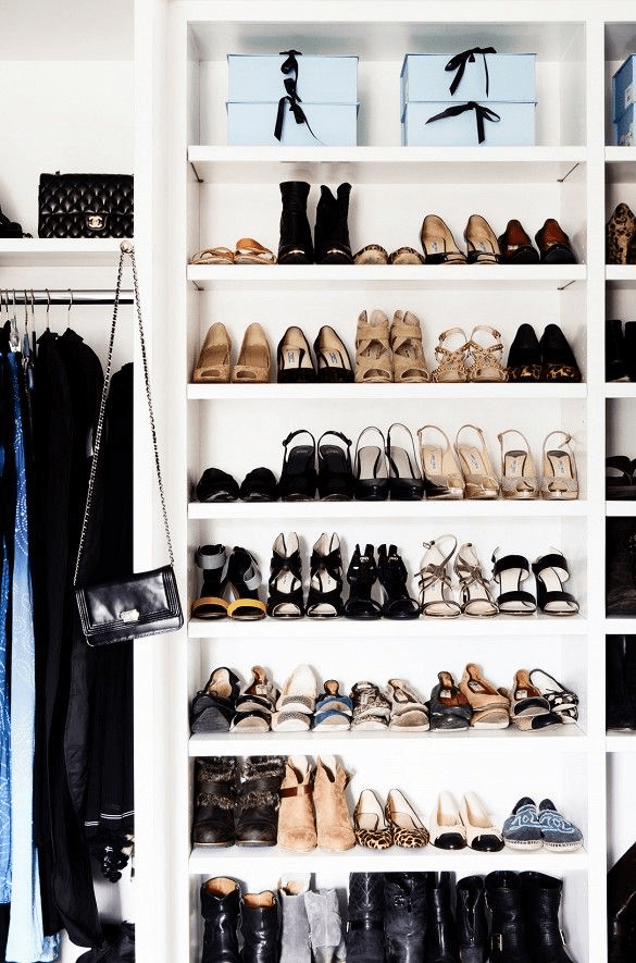 keeping your closet clean