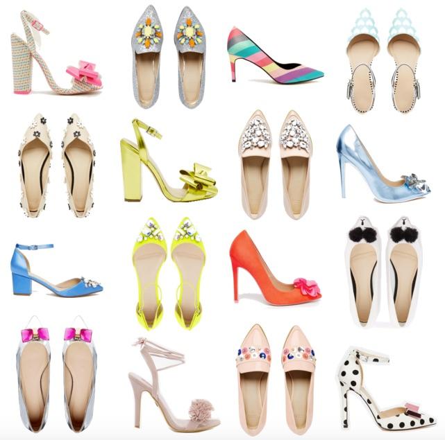 embellished shoes under $100