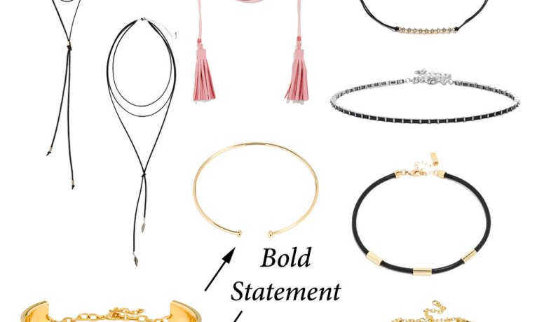 Fall Must-Have: Chokers