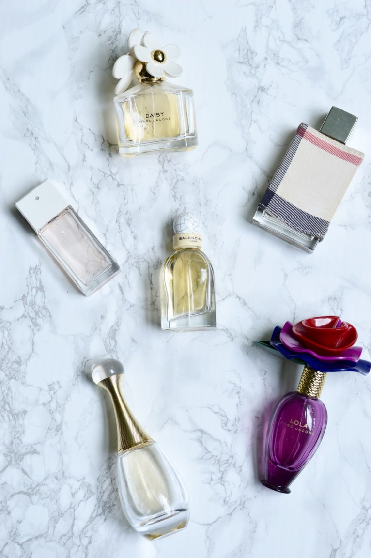 How to Pick your Signature Scent || www.PolishedClosets.com