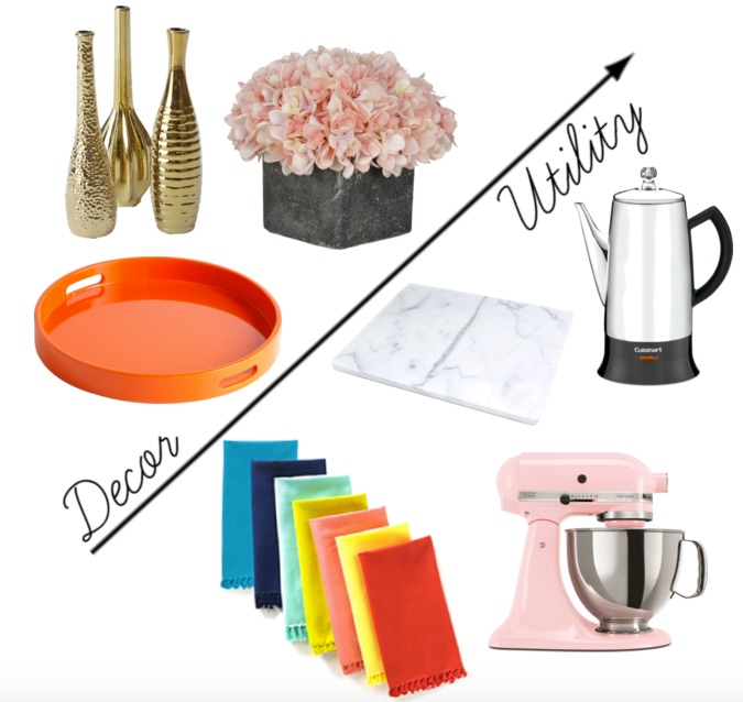 what to keep on your kitchen counter