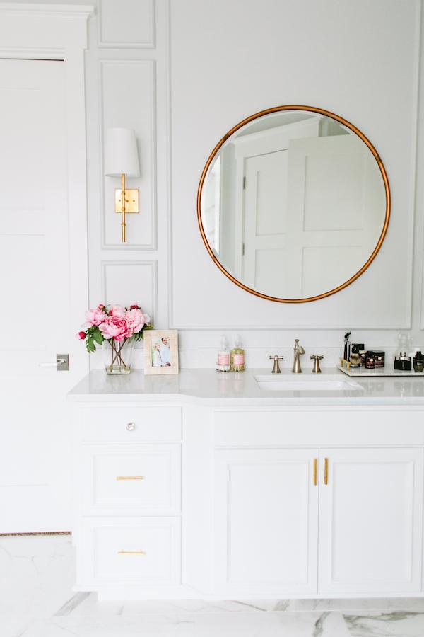 round mirror inspiration