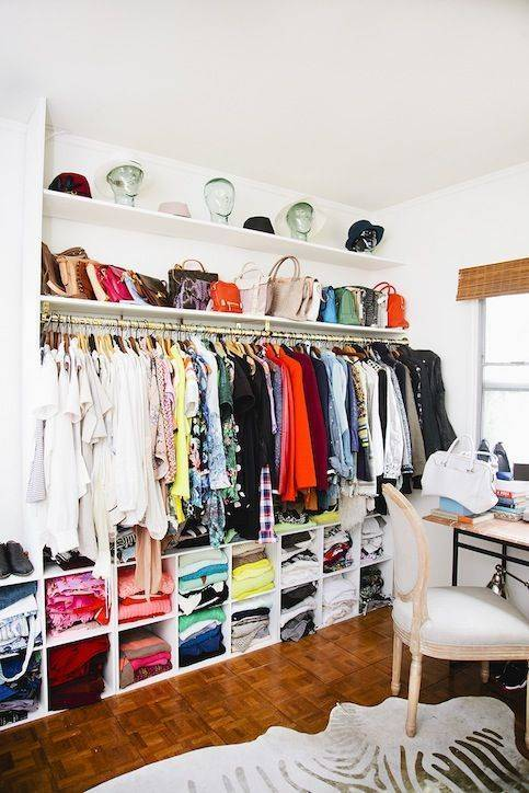 Turn a Spare Room into a Walk-In Closet - Polished Closets