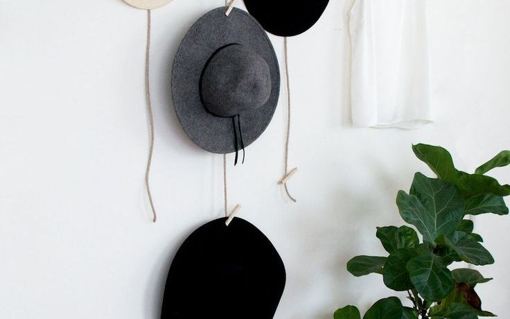 5 Ways to Organize your Hats for Fall