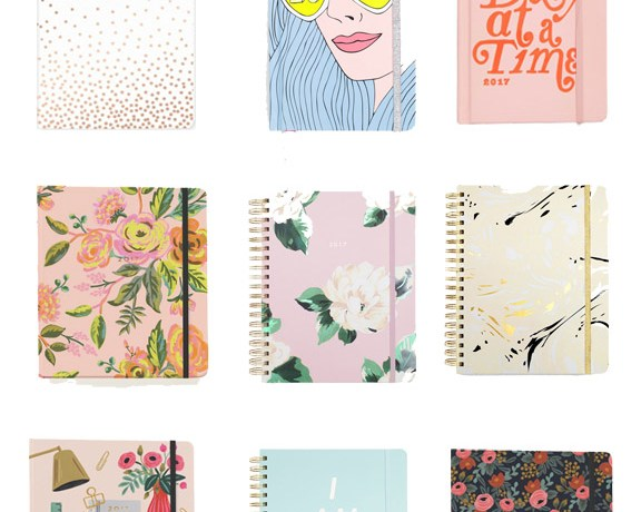 Back to School Chic: The Best Planners!