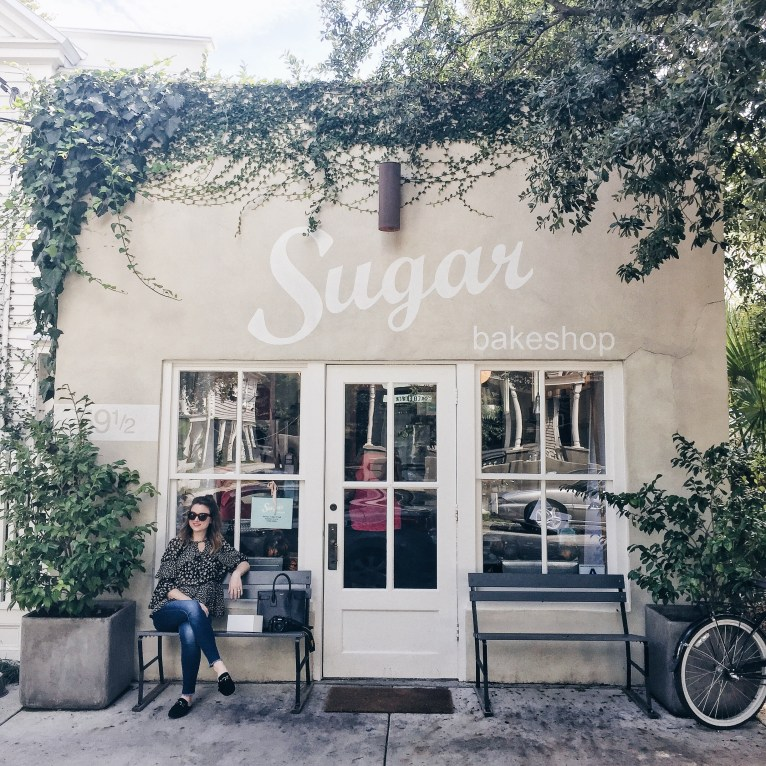 Sugar Charleston // www.polishedclosets.com