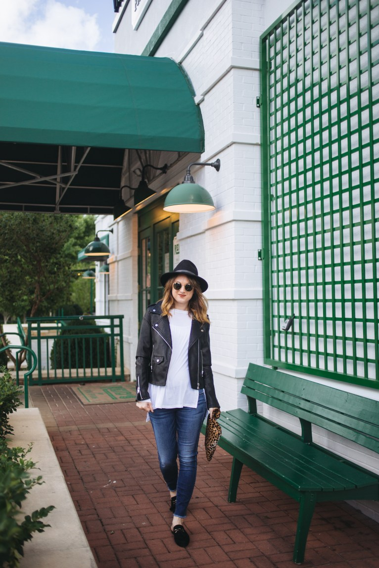 How to Style your Fall Staples for Fall // www.polishedclosets.com
