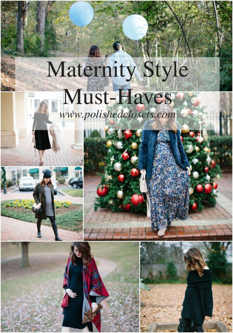 Maternity Style Must-Haves