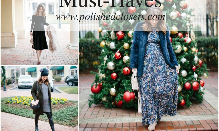 How to Dress the Bump // Maternity Style Must-Haves