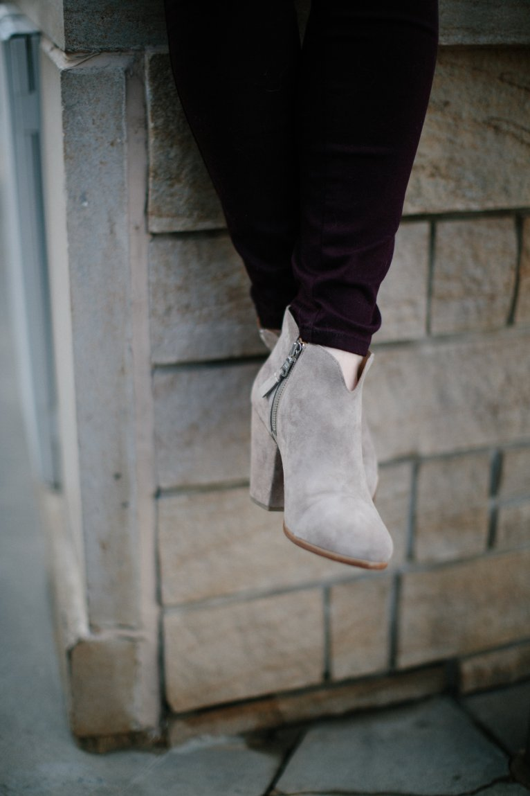 rag and bone margo booties // www.polishedclosets.com