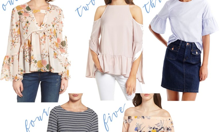 Pick of the Week: The Best Bell Sleeve Tops